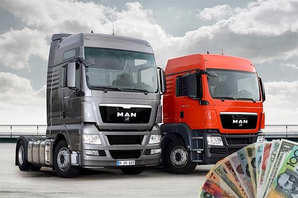 cash for commercial Trucks Sydney
