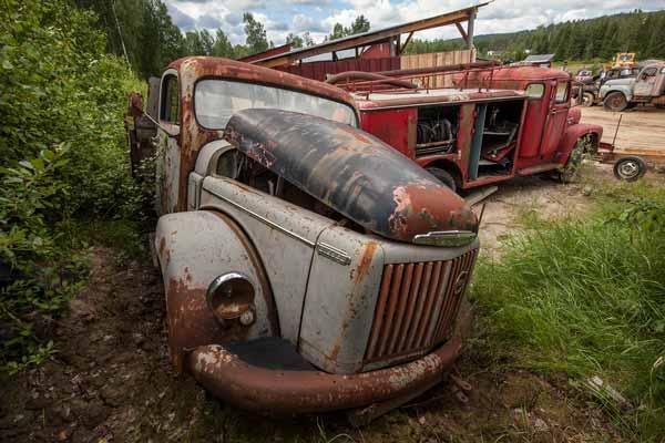 Scrap truck buyers Sunshine coast